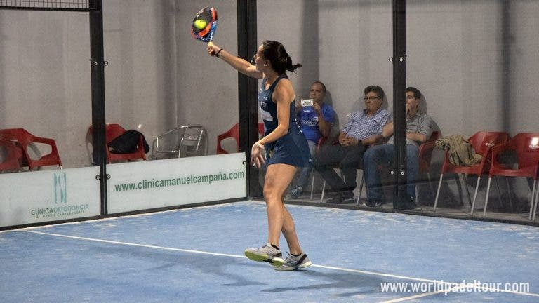 Sofia Araújo eliminada por uma das duplas favoritas ao título no Jaén Open