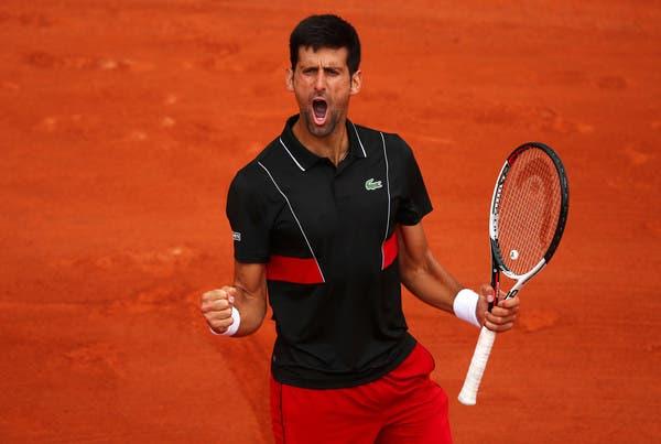 Djokovic é o segundo jogador com mais presenças nas segundas semanas em torneios do Grand Slam