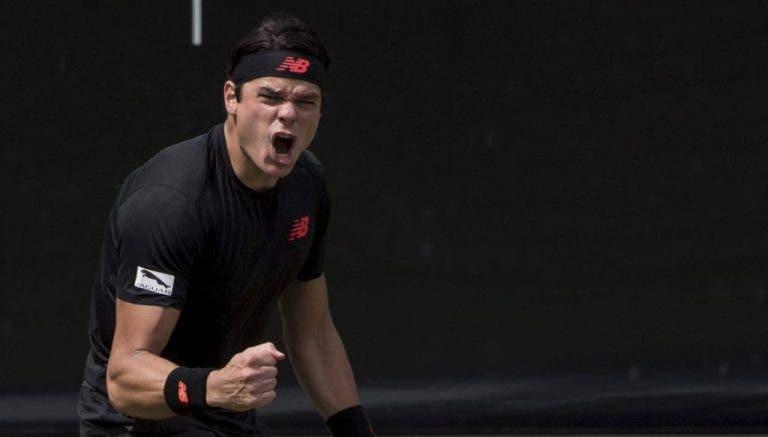 Raonic impressiona e conquista Tie Break Tens em Indian Wells; Nadal caiu nas 'meias'