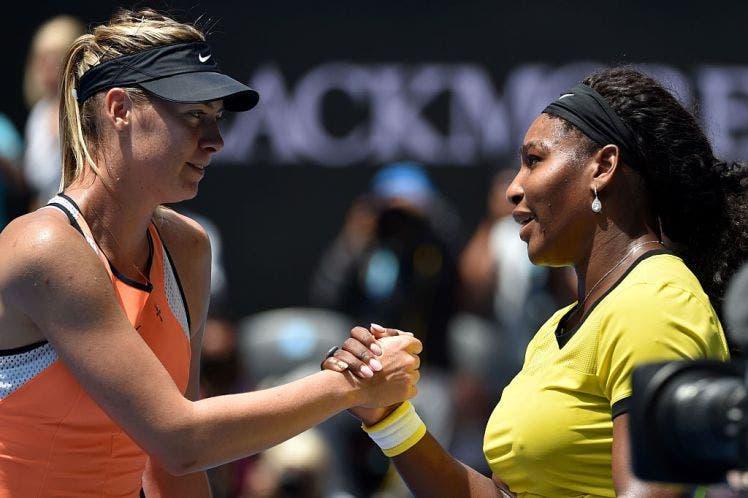 Sharapova tenta colocar no US Open um ponto final em 15 anos de jejum frente a Serena