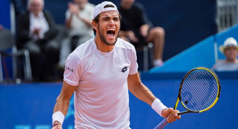 Três tenistas italianos diferentes triunfaram em torneios ATP em 2018: só dois países têm mais