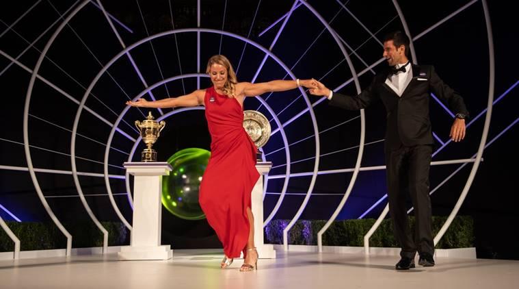 Wimbledon: Kerber e Djokovic brilham no Jantar dos Campeões