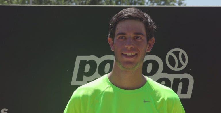 Nuno Borges: «O Valkusz é muito talentoso, espero estar à altura»