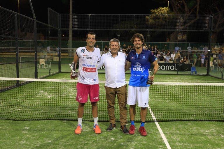 Portugal vice campeão da Padel Nations Cup