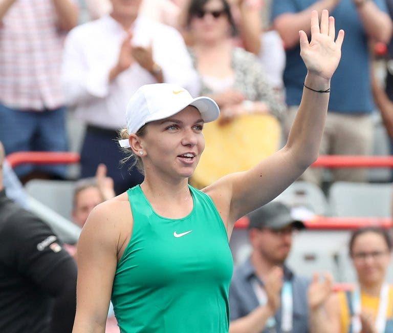 Halep e Kvitova avançam para as 'meias'; Svitolina é eliminada em Cincinnati