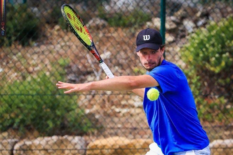 Cação perde três match points e falha conquista do título em Monastir