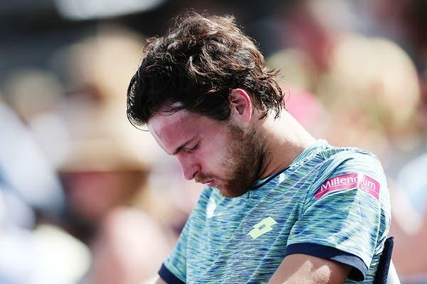 João Sousa perde batalha na estreia em Cincinnati e falha encontro com… Roger Federer