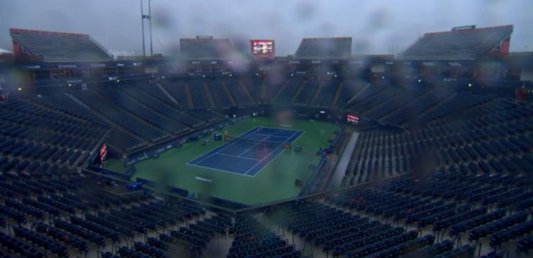 Tempestade em Toronto suspendeu jornada minutos depois de Sousa perder
