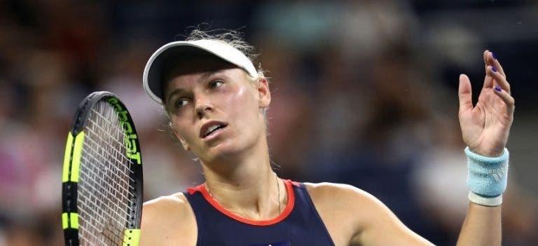 Wozniacki não deverá poder ir aos Jogos Olímpicos mesmo que queira
