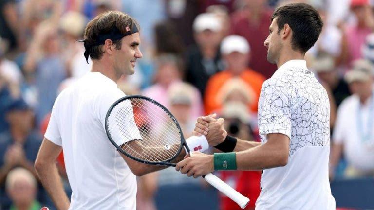 Wimbledon: acompanhe Novak Djokovic vs. Roger Federer no nosso Live Center