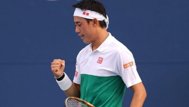Nishikori supera Raonic em dois tie-breaks e conquista Havai Open
