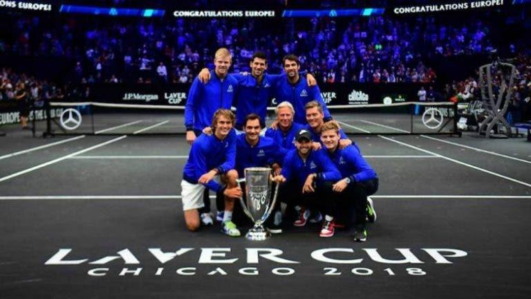 Laver Cup anuncia mais uma medida importante em conjunto com a ATP