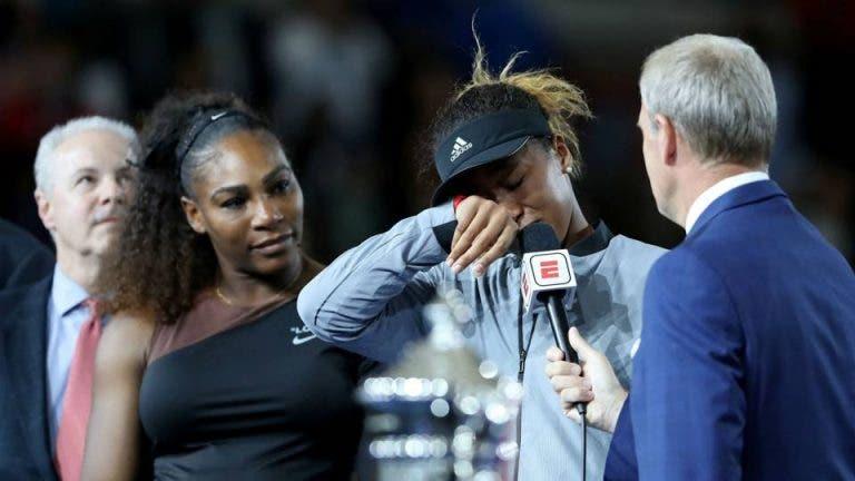 Serena culpa imprensa pela polémica com Ramos e revela carta que enviou a Osaka