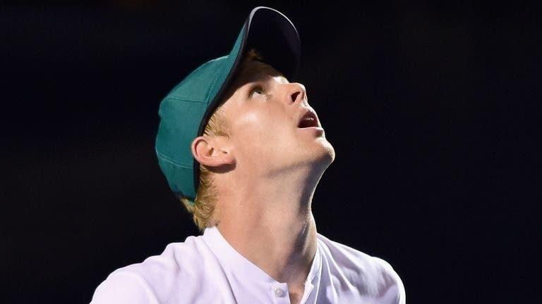 Continua o pesadelo: Edmund é eliminado no qualifying (!) na Antuérpia e soma oitava derrota seguida