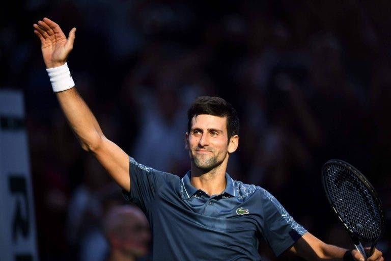 Mats Wilander: «Djokovic ainda não atingiu o nível em que estava há uns anos»