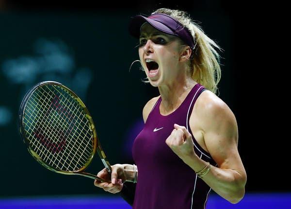 Svitolina ultrapassa Bertens em enorme batalha e avança à final mais importante da carreira nas WTA Finals