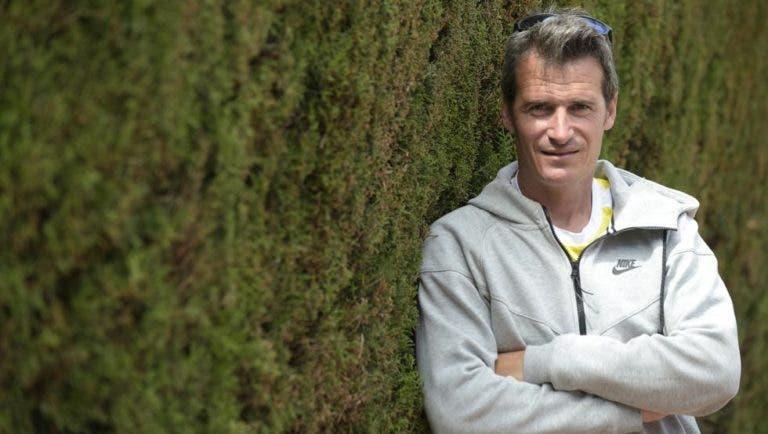 Galo Blanco: «Queremos que a Davis seja a festa mundial do ténis»