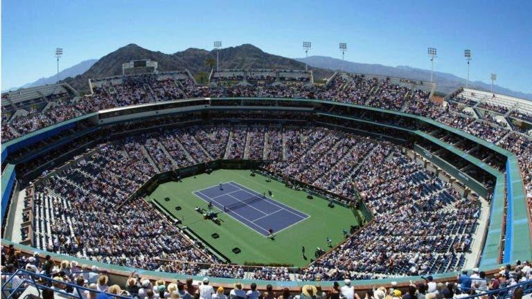 Sucesso total: Indian Wells regista novo recorde de assistência de espetadores em 2019