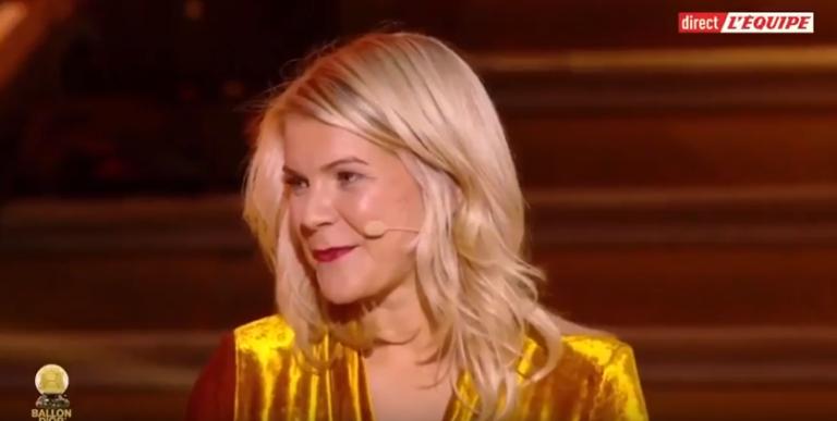 Murray arrasa caso de sexismo na gala da Bola de Ouro