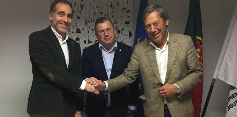 Fechado: Federação passa a gerir o complexo do Jamor em janeiro