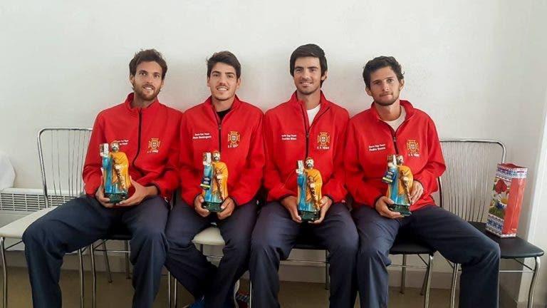 Rui Machado chama o quarteto tradicional na primeira convocatória enquanto selecionador nacional