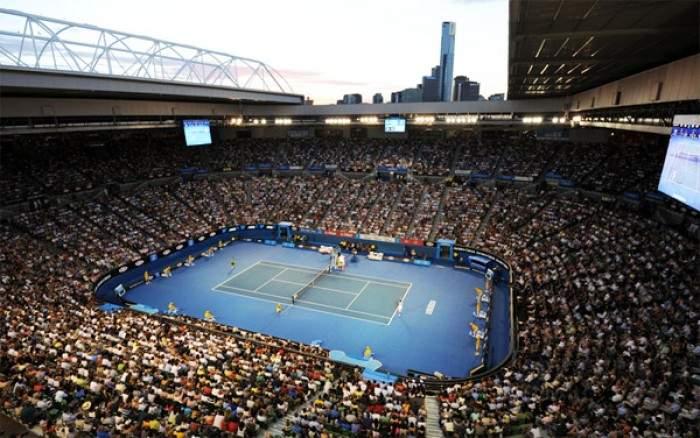 Um sucesso. Open da Austrália registou a maior assistência de sempre na edição deste ano