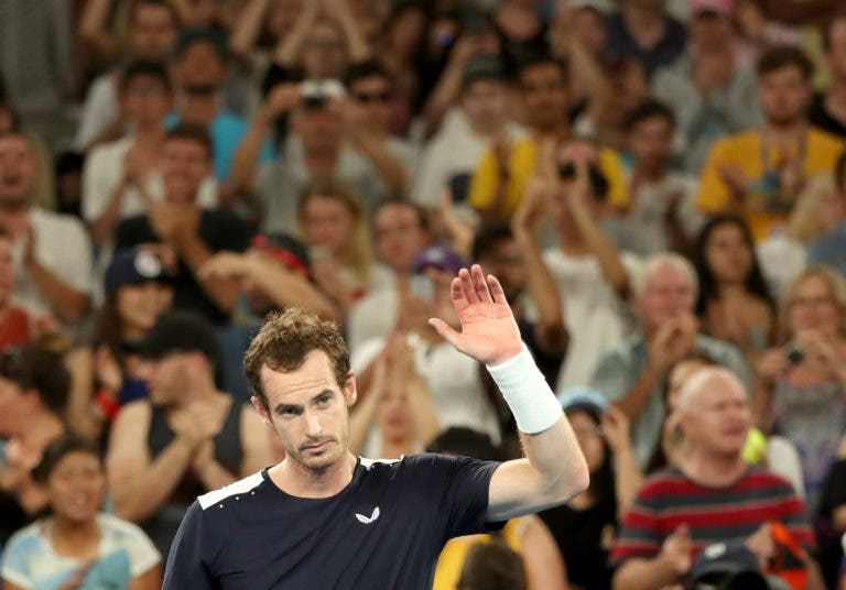 Wilander: «Murray sentiu a pressão em juntar-se novamente ao Big 3 num Grand Slam»