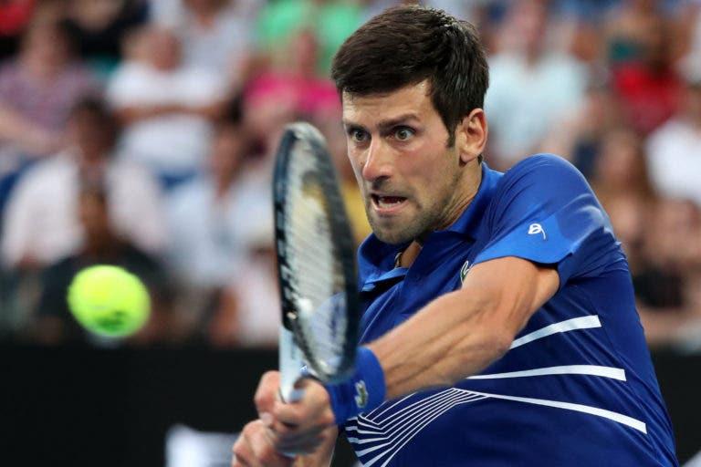 Djokovic decide se vai ou não ao US Open nos próximos dias