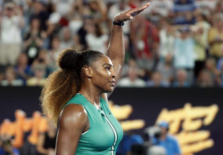 Ela está de volta! Serena Williams entra no top 10 mundial pela primeira vez desde que foi mãe