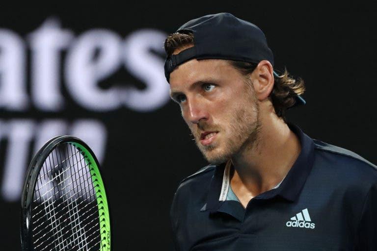 Pouille vai ser operado ao cotovelo e é dúvida para Roland Garros