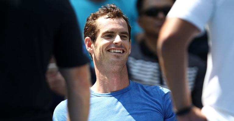 Murray treinou com Kyrgios e espera jogar Wimbledon… em pares