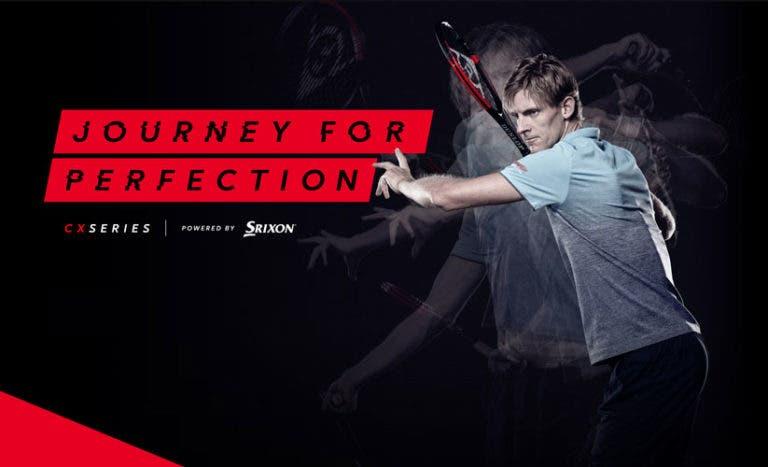 Dunlop: A linha de raquetes CX