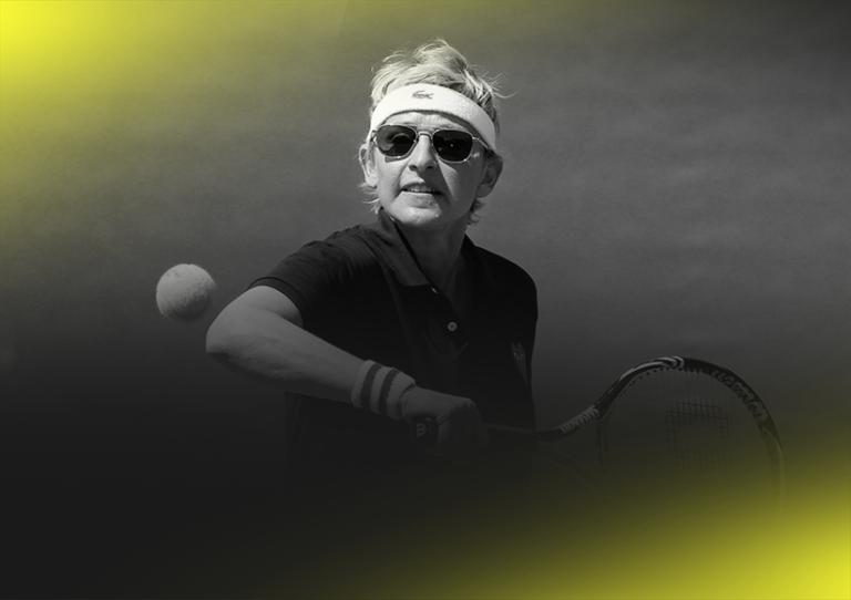13 Celebridades jogam ténis e tu não fazes ideia!
