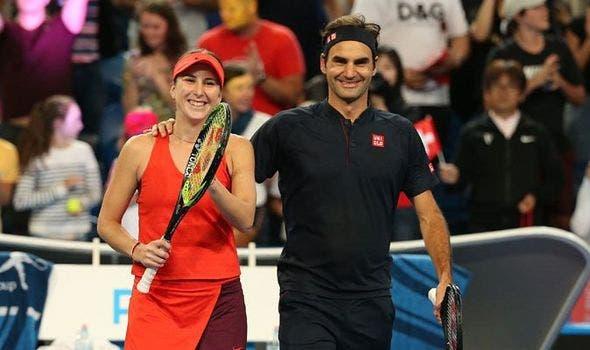 Título revalidado! Federer/Bencic salvam dois match points frente a Zverev/Kerber e Suíça volta a conquistar a Hopman Cup