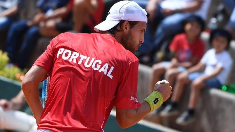 João Sousa: «As novas Davis Cup Finals são um grande evento e queremos lá estar»