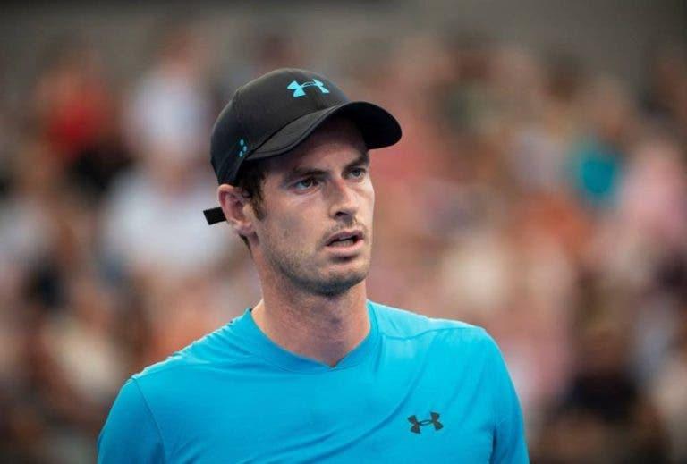 Murray não resiste a Medvedev e cai à segunda em Brisbane