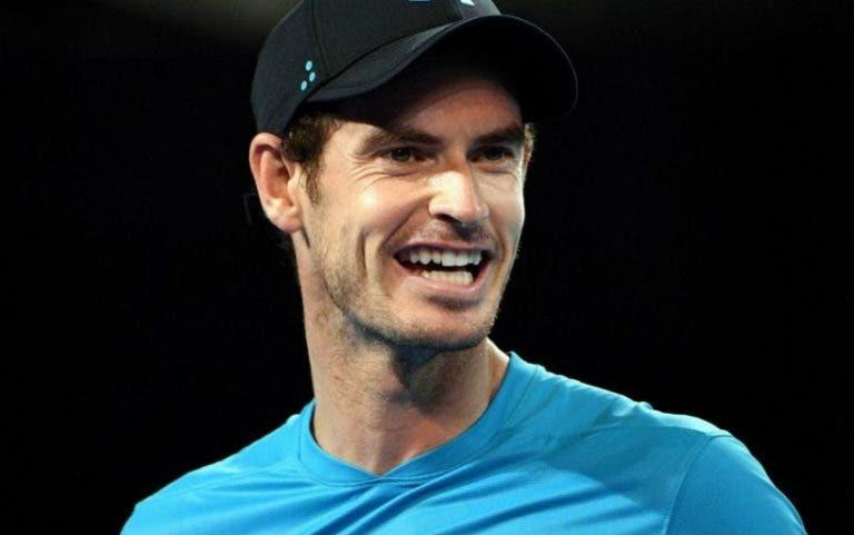 Há um ano, Andy Murray já sabia que Barty ia brilhar