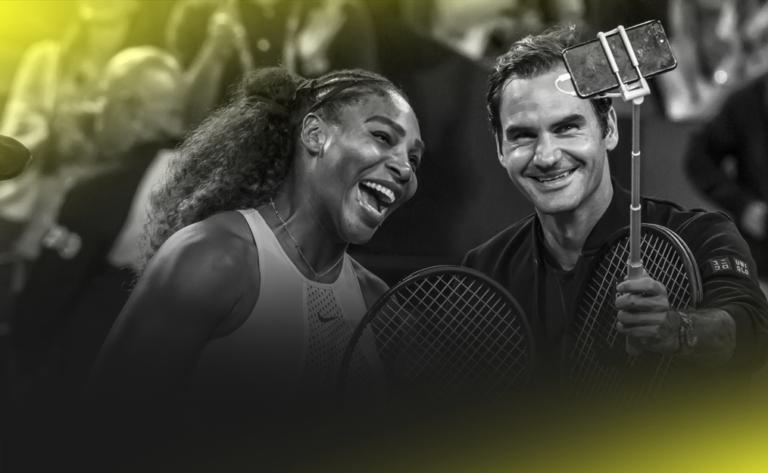 Os 5 tenistas mais populares no Instagram