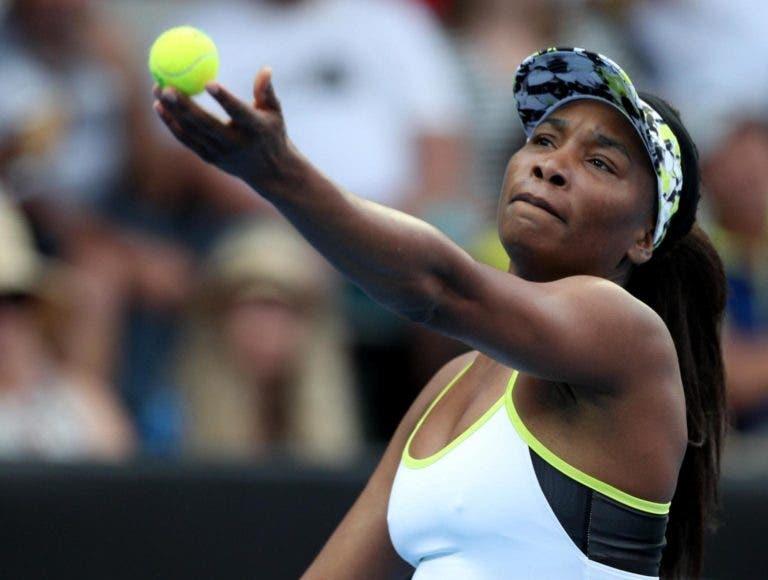 Venus Williams e a vitória diante de Azarenka: «Foi uma das primeiras rondas mais difíceis da minha carreira»