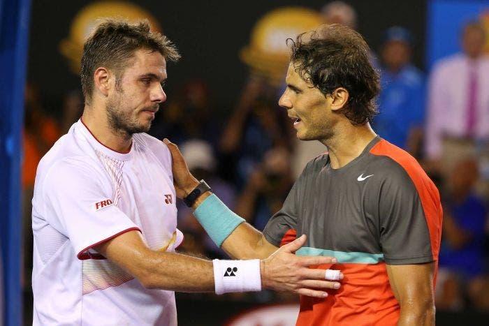 Nadal: «Derrota na final do Open da Austrália com o Wawrinka em 2014 foi a que mais me doeu na carreira»