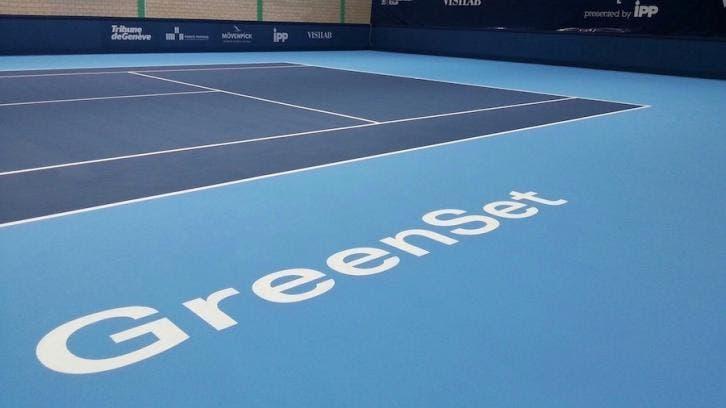 [FOTO] Conheça o piso em que se vão jogar as Davis Cup Finals