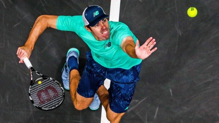 Eis os 10 tenistas com mais ases em 2019: pode surpreender…