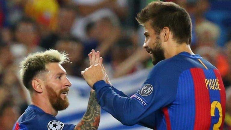 Gerard Piqué revela que as Davis Cup Finals têm a colaboração de… Lionel Messi