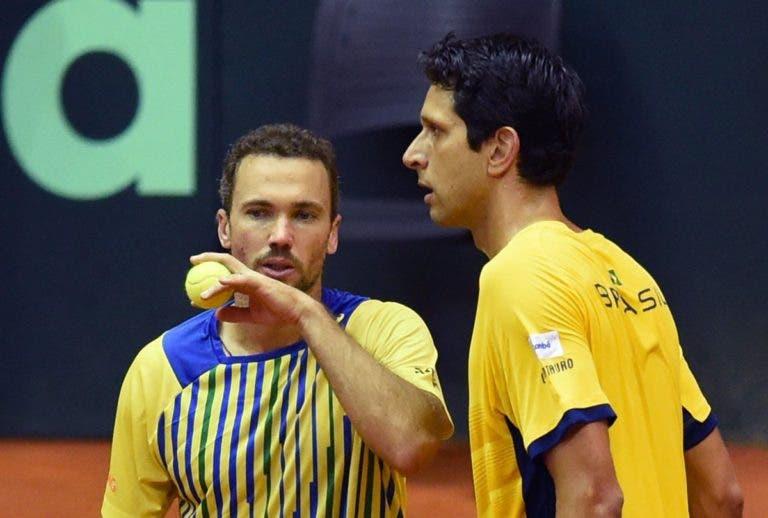 Brasil 1-2 Bélgica: Melo e Soares são surpreendidos e brasileiros ficam em apuros