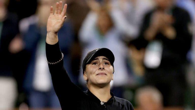 Outra vez! Andreescu volta bater Kerber e soma 10.ª vitória consecutiva