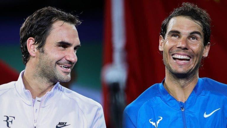 Wilander: «Nadal-Federer é obviamente o encontro do ano»
