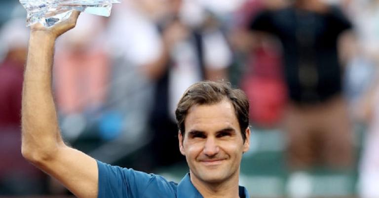 Salvatore Caruso revela como é treinar com Roger Federer