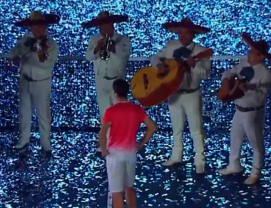 [VÍDEO] A incrível homenagem de Acapulco no adeus a Ferrer