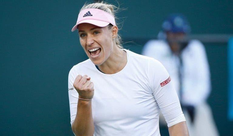 Sharapova e Kerber podem encontrar-se… na segunda ronda em Maiorca