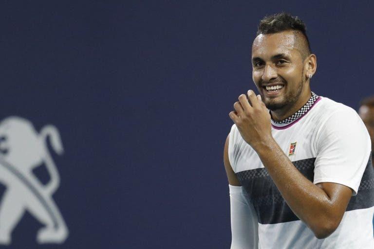 Norrie concorda com a desistência de Kyrgios de Roland Garros: «Foi a decisão mais inteligente»